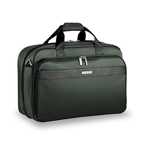 Briggs & Riley Transcend Clamshell Cabin Bag, Rainforest