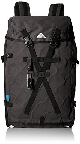 Pacsafe Ultimatesafe Z28 Anti-Theft Backpack, Charcoal