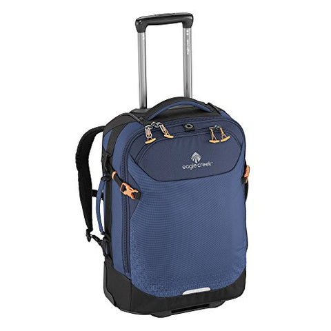 "Eagle Creek Expanse 21"" Convertible International Carry-on Luggage Blue"
