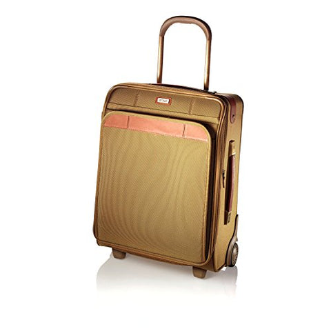 Hartmann Ratio Classic Deluxe Domestic Carry On Upright, Nylon Luggage In Safari