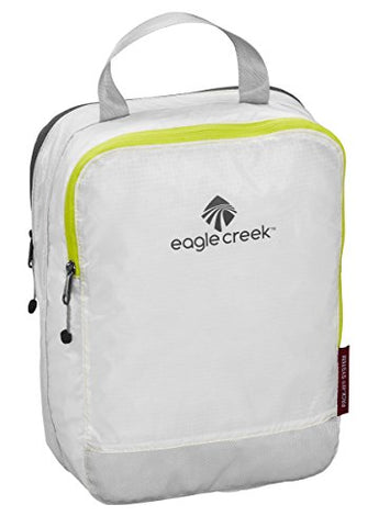Eagle Creek Pack-it Specter Clean Dirty Half Cube, White/Strobe