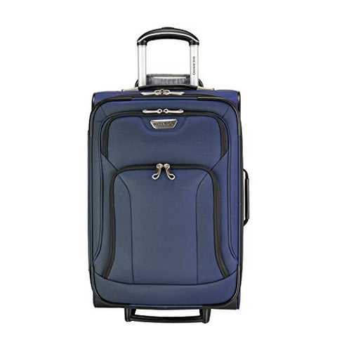 Monterey 2.0 21-Inch 2-Wheel Carry-On Suitcase in Lake Blue