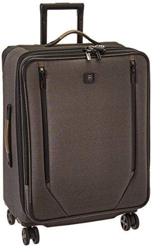 Victorinox Lexicon 2.0 Dual-Caster Medium Expandable Spinner, Gray