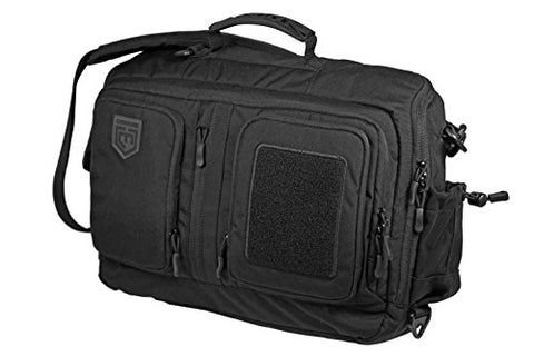 Cannae Pro Gear Viator Messenger Bag, Color Black