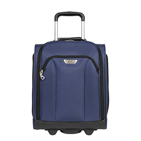 Monterey 2.0 Underseat Rolling Tote in Lake Blue