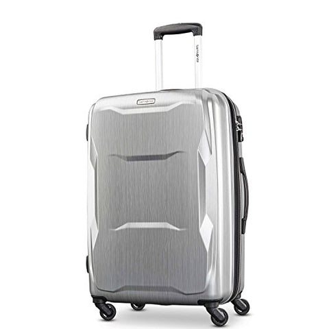 "Samsonite Pivot 25"" Spinner Brushed Silver"