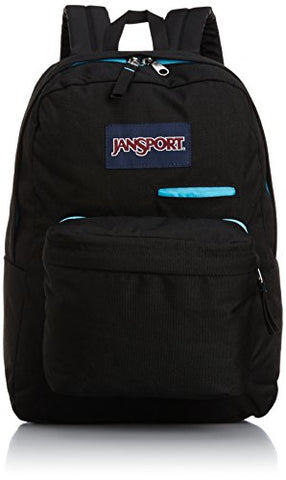 Jansport Digibreak Black One Size