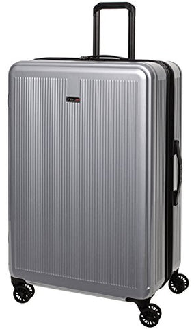 Revo Luna Hardside 3 Piece Luggage Set Spinner Silver Made In The Usa!