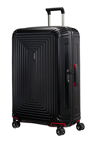 Samsonite Suitcase, MATTE BLACK