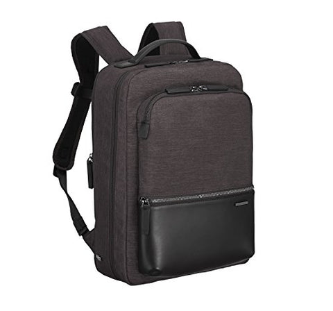 Zero Halliburton Lightweight Business-Small Backpack, Black One Size