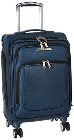 Samsonite Carry-On, Mediterranean Blue