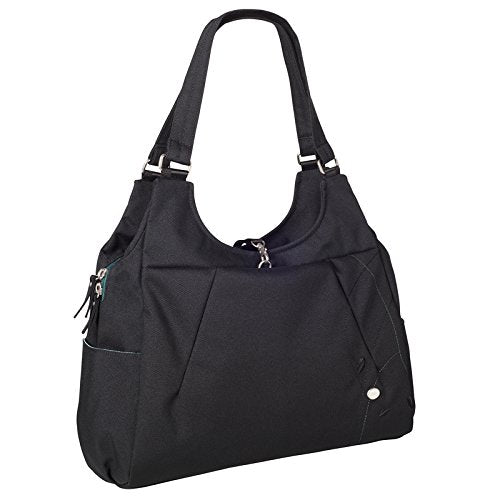 Haiku Women's Renaissance Eco Laptop Tote Bag, Black Juniper