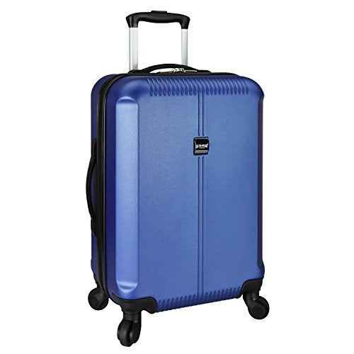 U.S. Traveler Carry-on Spinner Luggage, Navy