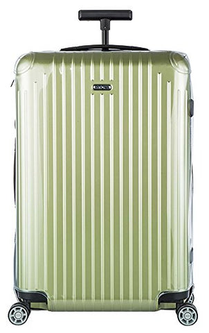 Transparent Skin Cover For Rimowa Salsa Air Luggage Suitcase With Zipper Closure