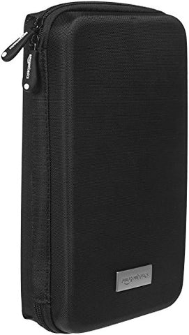Amazonbasics Universal Travel Case For Small Electronics And Accessories, Black