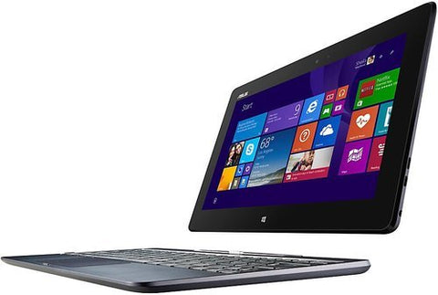"ASUS Transformer (T100TAF-B12-GR) with WiFi 10.1"" Touchscreen Tablet PC Featuring Windows 8.1"