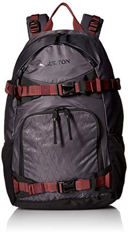 Burton Multi-Season Women's Riders 25L Hiking/Backcountry Backpack, Faded Flight Satin