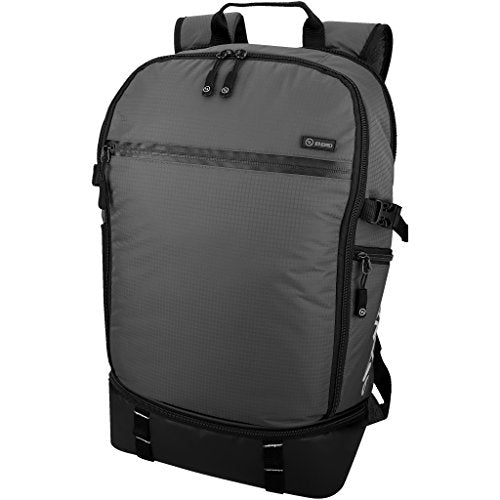 Elleven Flare 15.6in Laptop Lightweight Backpack (12 x 6 x 19.7 inches) (Gray)