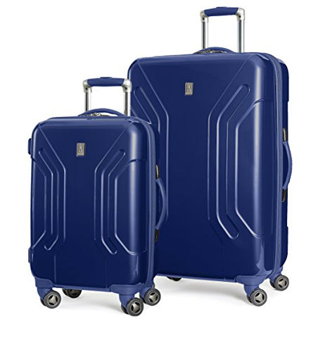 "Travelpro Inflight Lite Two Piece Hardside Set (20""/28""), Navy"