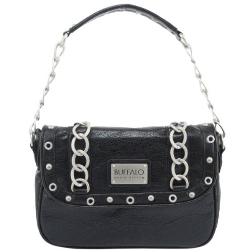 Buffalo David Bitton Christy Shoulder Bag - Black