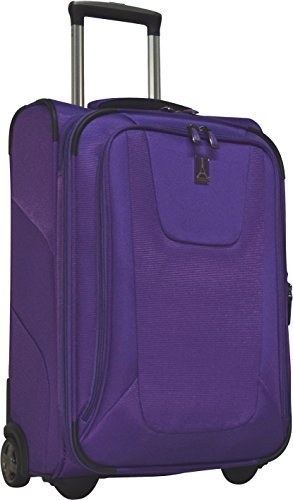 Travelpro Luggage Maxlite3 22 Inch Expandable Rollaboard (Purple)