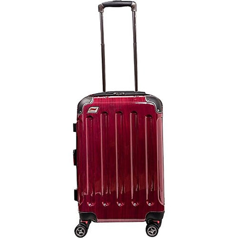 "Andare Barcelona 20"" 8 Wheel Spinner Upright (Ruby)"