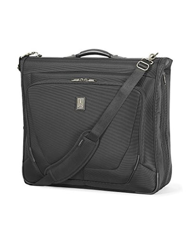 "Travelpro Luggage Crew 11 20"" Bi-fold Carry-on Garment Bag, Suitcase, Black"