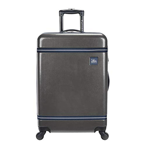 "Skyway Portage Bay 24"" Spinner Upright Luggage, Storm Grey"