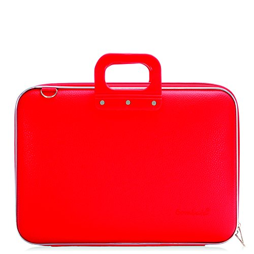 Bombata Maxi Briefcase 17-Inch (Red)