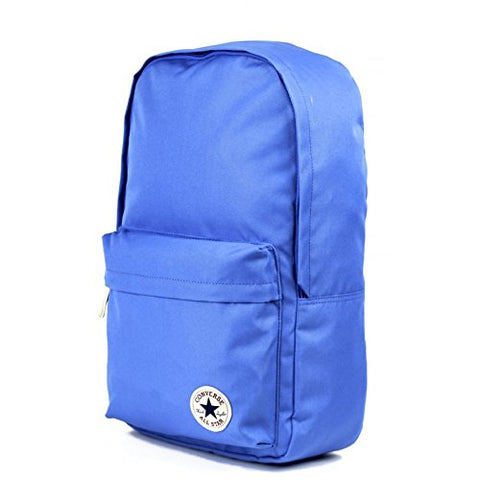 Converse Backpack Daypack Sportswear Shoulder Bag (One Size, Blue (Col. 484))
