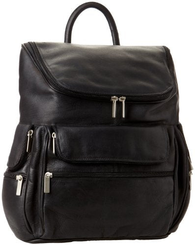David King & Co. Computer Back Pack, Black, One Size