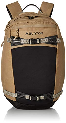 Burton Tactical, Lightweight Day Hiker 28L Backpack for Camping, Travel, Laptop Storage, Kelp Coated Ripstop