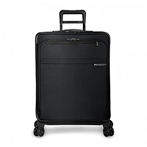 "Briggs & Riley Baseline Medium Expandable 25"" Spinner, Black"