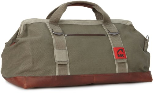 Mountain Khakis Cabin Duffle Bag, Dark Olive, One Size