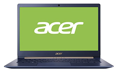 "Acer Swift 5, 14"" Full HD Touch, 8th Gen Intel Core i7-8550U, 16GB LPDDR3, 512GB SSD, Windows 10, SF514-52T-82WQ"