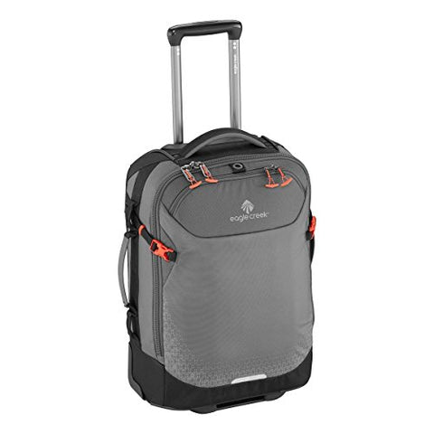 "Eagle Creek Expanse 21"" Convertible International Carry-on Luggage Grey"