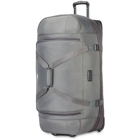 "High Sierra Winslow 34"" Wheeled Drop-Bottom Duffel"