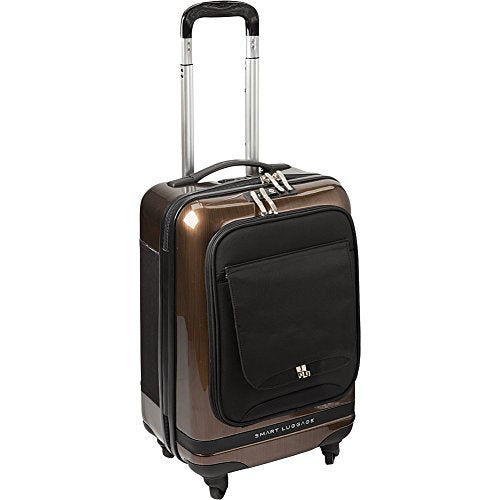 Numinous London Executive Smart Carry-On (Gold Brushed)