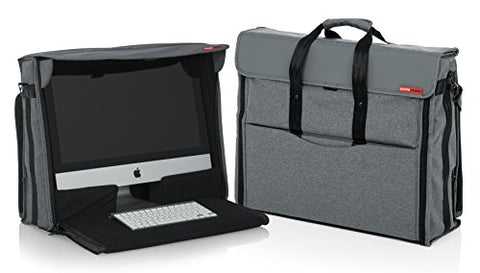 "Gator Cases Creative Pro Series Nylon Carry Tote Bag for Apple 21.5"" iMac Desktop Computer"