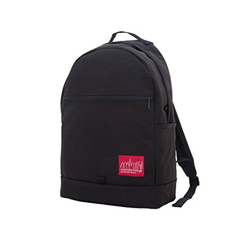 Manhattan Portage Cunningham Backpack, Black, One Size