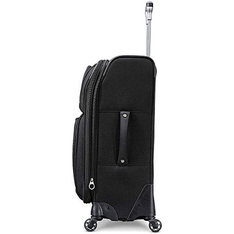 "American Tourister 25"" MERIDIAN Upright, Black"