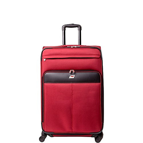 "Andare Milan 28"" 8 Wheel Spinner Upright (Burgundy)"