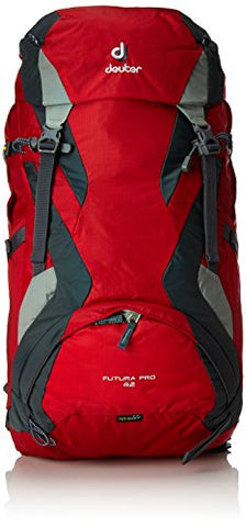 Deuter Futura Pro 42 (Fire/Granite)