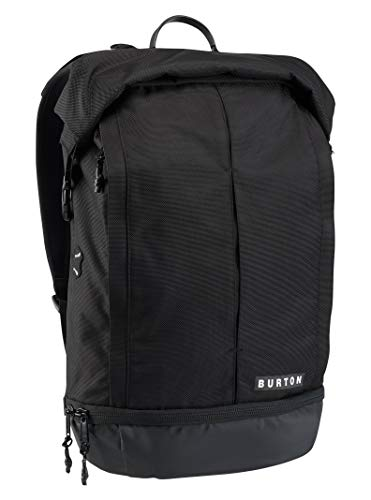 Burton Upslope backpack, True Black Ballistic, One Size