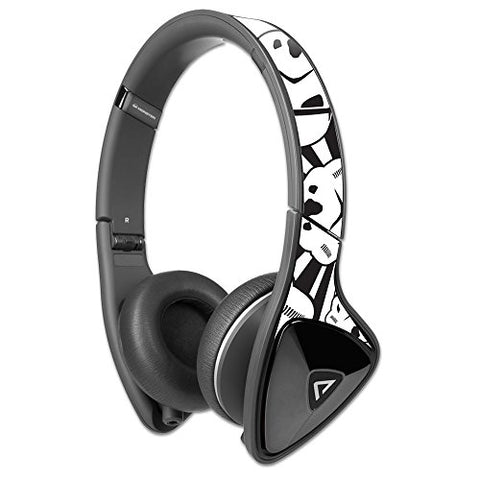 MightySkins Protective Vinyl Skin Decal Compatible with Monster DNA Headphones wrap Cover Sticker Skins Trooper Storm