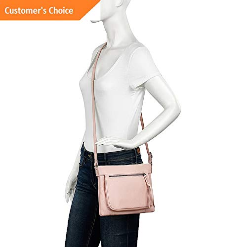 Sandover The Sak Sanibel Mini Crossbody 5 Colors Cross-Body Bag NEW | Model LGGG - 4898 |