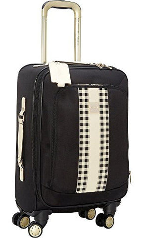 Isaac Mizrahi Baird Collection 20-Inch Carry-On Expandable Spinner Suitcase