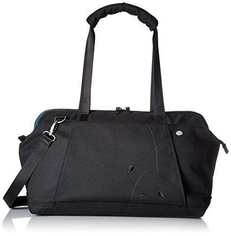 Haiku Women'S Wayfare Duffle , Black Juniper