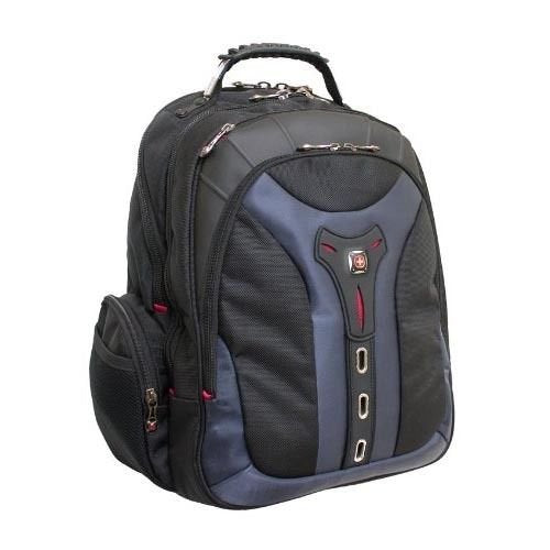 "Swissgear - 17"" Gray Notebook Backpack ""Product Category: Notebook Cases & Bags/Backpacks"""