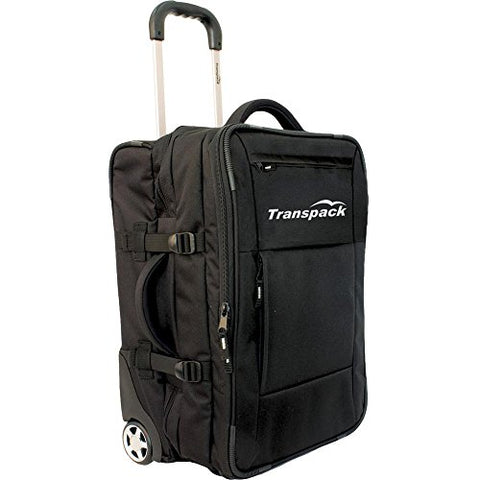 Transpack Butterfly Carry-On (Black)